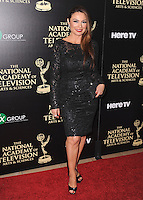 BEVERLY HILLS, CA - JUNE 22:  Lilly Melgar at the 41st Annual Daytime Emmy Awards at the Beverly Hilton Hotel on June 22, 2014 in Beverly Hills, California. SKPG/MPI/Starlitepics