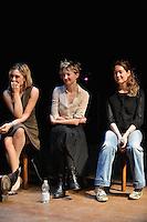 Carolina Crescentini, Alba Rohrwacher, Cristiana Capotondi.Firenze 06/04/2013 Teatro del Sale.Rai Screenings 2013 Convegno Rai Cinema.Foto Andrea Staccioli Insidefoto