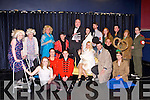 THE PRODUCERS: The cast of the Kerry Music School musical The Producers who will preform at Siamsa Tire, Tralee on February 13th, 14th & 15th.
