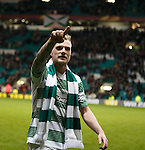 John Guidetti at the end