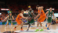 Valencia Basket Club - Unics Kazan (6-3-2013)