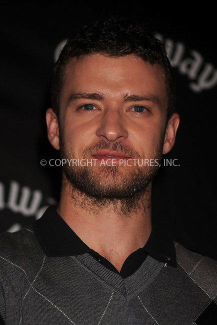 WWW.ACEPIXS.COM . . . . . ....November 11 2008, New York City....Singer Justin Timberlake at a press conference to launch Callaway Golf's new FT-iQ driver at Vanderbilt Hall in Grand Central Stationl on November 7, 2008 in New York City.....Please byline: KRISTIN CALLAHAN - ACEPIXS.COM.. . . . . . ..Ace Pictures, Inc:  ..(646) 769 0430..e-mail: info@acepixs.com..web: http://www.acepixs.com