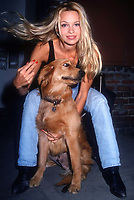 Pam Anderson 1993<br /> Michael Ferguson/PHOTOlink.net