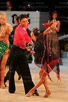 0801245299a UK Open dance competition. International Centre,  Bournemouth, United Kingdom. Thursday, 24. January 2008. ATTILA VOLGYI