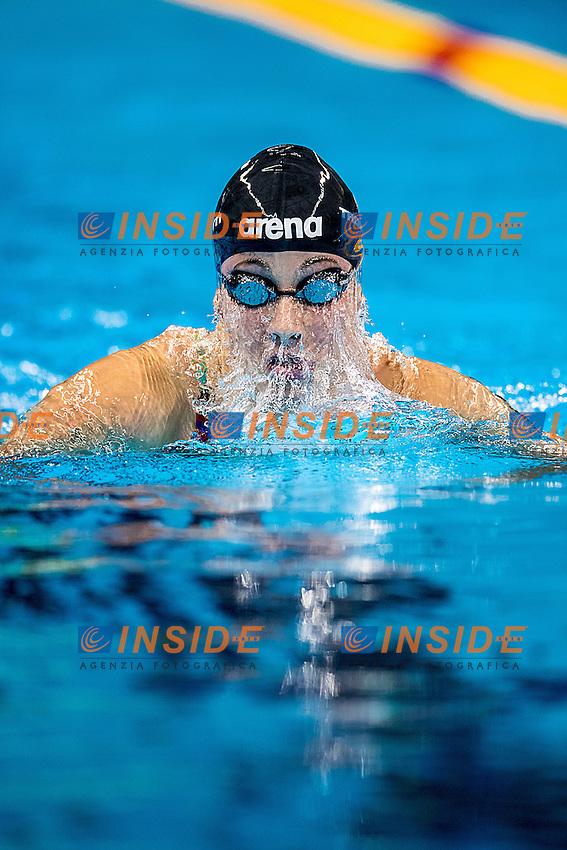 Trombetti Luisa ITA<br /> 400 Individual Medley women<br /> Rio de Janeiro 06-08-2016 XXXI Olympic Games <br /> Olympic Aquatics Stadium <br /> Swimming heats 06/08/2016<br /> Photo Giorgio Scala/Deepbluemedia/Insidefoto