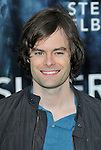Bill Hader arriving at the Los Angeles premiere of Super 8, held at the Regency Village Theater, June 8, 2011. Fitzroy Barrett