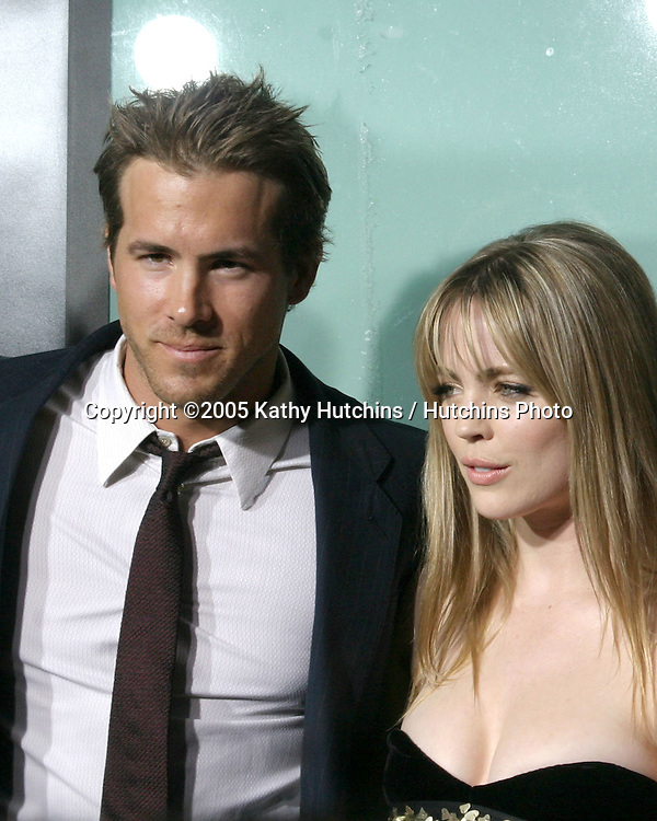 Ryan Reynolds.Melissa George.The Amitville Horror Premiere.ArcLight Theater.Los Angeles, CA.April 7, 2005.@2005 Kathy Hutchins / Hutchins Photo.