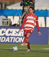 Duilio Davino during the San Jose Earthquakes vs FC Dallas 0-0 tie, at Buck Shaw Stadium, in Santa Clara, California, Saturday, May 3, 2008. .