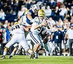 16FTB vs UCLA 0514<br /> <br /> 16FTB vs UCLA<br /> <br /> BYU Football vs UCLA<br /> <br /> BYU-14<br /> UCLA-17<br /> <br /> September 17, 2016<br /> <br /> Photo by Jaren Wilkey/BYU<br /> <br /> &copy; BYU PHOTO 2016<br /> All Rights Reserved<br /> photo@byu.edu  (801)422-7322