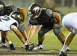Torrance, CA 09/19/15 - Thomas Craig (Torrance #60) in action during the Peninsula Panthers - Torrance Tartars Varsity football game at Torrance High School