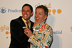 Jonathan Adler & Simon Doonan at the 20th Annual GLAAD Media Awards on March 28, 2009 at the New York Marriott, New York City, NY. (Photo by Sue Coflin/Max Photos)