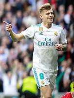REAL MADRID v SEVILLA FC. LA LIGA 2017/2018. ROUND 15.