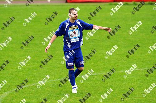 2011-07-16 / Voetbal / seizoen 2011-2012 / KV Turnhout / Aldin Dino Peljto<br /> Foto: mpics