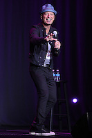 HOLLYWOOD FL - JANUARY 28 : Howie Mandel performs at Hard Rock live held at the Seminole Hard Rock hotel & Casino on January 28, 2013 in Hollywood, Florida.  Credit: mpi04/MediaPunch Inc. /NortePhoto