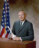 Houston, TX - File photo -- Early portrait of Neil A. Armstrong, Commander of Apollo 11 Lunar Landing Mission taken in 1964.  Apollo 11 was Armstrong's second and final trip to space.  He previously commanded the Gemini 8 mission on March 16, 1966.  That mission performed the first successful docking of two vehicles in space.  Apollo 11 launched on July 16, 1969.  On July 20, 1969 Armstrong became the first human to set foot on the Moon..Credit: NASA via CNP