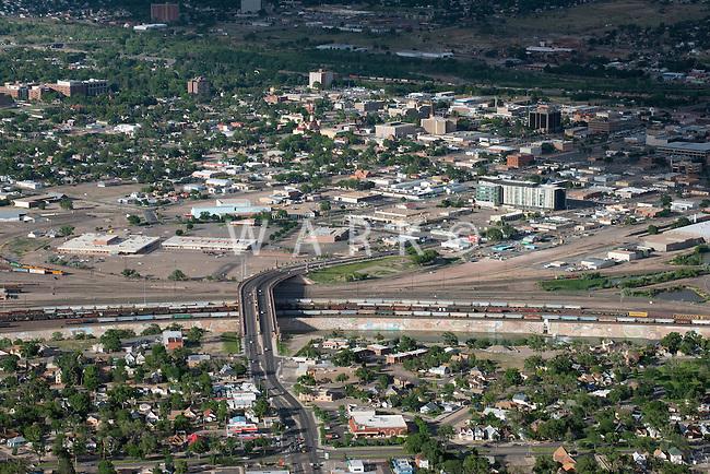 Midtown, Pueblo, Colorado. June 2014. 85831