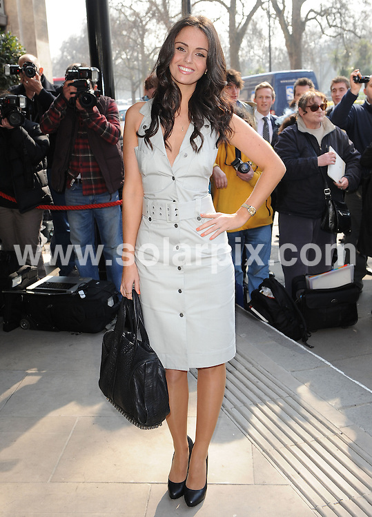 **ALL ROUND PICTURES FROM SOLARPIX.COM**                                             **WORLDWIDE SYNDICATION RIGHTS**                                                                                  Outside arrivals at the TRIC Awards 2011.  Held at Grosvenor House, Park Lane, London, on Tuesday March 08, 2011                                                                         This pic:     Jennifer Metcalfe                                                                                       JOB REF:    12940    SSD       DATE:    08.03.11                                                        **MUST CREDIT SOLARPIX.COM OR DOUBLE FEE WILL BE CHARGED**                                                                      **MUST AGREE FEE BEFORE ONLINE USAGE**                               **CALL US ON: +34 952 811 768 or LOW RATE FROM UK 0844 617 7637**