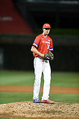 Matthew Liberatore (32) of Mountain Ridge High School in Peoria, Arizona during the Under Armour All-American Game presented by Baseball Factory on July 29, 2017 at Wrigley Field in Chicago, Illinois.  (Mike Janes/Four Seam Images)