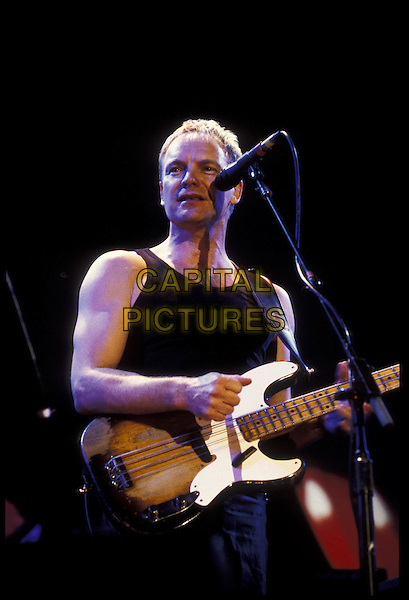 STING.25 March 2000.ref:9490.www.capitalpictures.com.sales@capitalpictures.com.©Capital Pictures