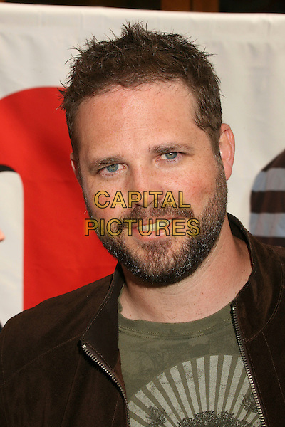 "DAVID DENMAN.""Evan Almighty"" Los Angeles Premiere at Universal City Walk, Universal City, California, USA..June 10th, 2007.headshot portrait beard facial hair .CAP/ADM/BP.©Byron Purvis/AdMedia/Capital Pictures"