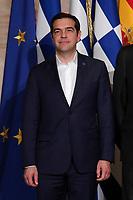 Alexis Tsipras<br /> Roma 10/01/2018. 4° Vertice dei paesi del sud dell'Unione Europea<br /> Rome January 10th 2018. 4th Summit of the southern EU Countries<br /> Foto Samantha Zucchi Insidefoto