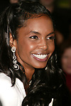 Kim Porter attending the opening night performance of A RAISIN IN THE SUN at the Royale Theatre in New York City.<br />April 26, 2004