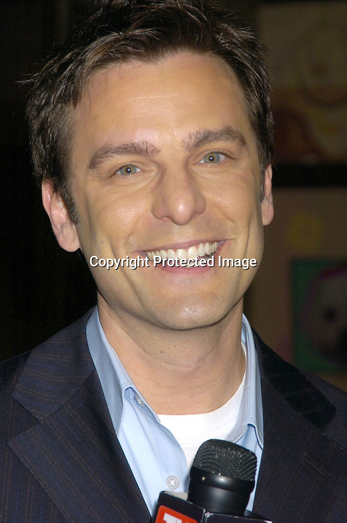 Jeff Varner ..at The Announcements of the 32nd Annual Daytime Emmy ..Award's Nominations on March 2, 2005 at the Guiding Light Stages in New York City...Photo by Robin Platzer, Twin Images