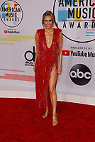 LOS ANGELES, CA - OCTOBER 09: Keltie Knight attends the 2018 American Music Awards at Microsoft Theater on October 9, 2018 in Los Angeles, California.  <br /> CAP/MPI/IS<br /> ©IS/MPI/Capital Pictures