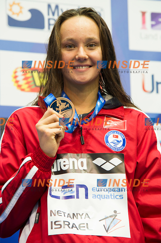 GUNES Viktoria Zeynep TUR Bronze Medal<br />