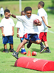GoDaddy Bowl Football Camp at Mobile Christian. June 14, 2014
