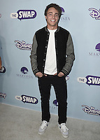 """HOLLYWOOD - OCTOBER 5:  Kevin Quinn at the Los Angeles premiere of """"The Swap"""" at ArcLight Hollywood on October 5, 2016 in Hollywood, California. Credit: mpi991/MediaPunch"""
