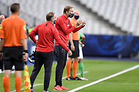 24th July 2020, Stade de France, Paris, France; French football Cup Final, Paris Saint Germain versus  St Ertienne;  THOMAS TUCHEL (TRAINER PSG)