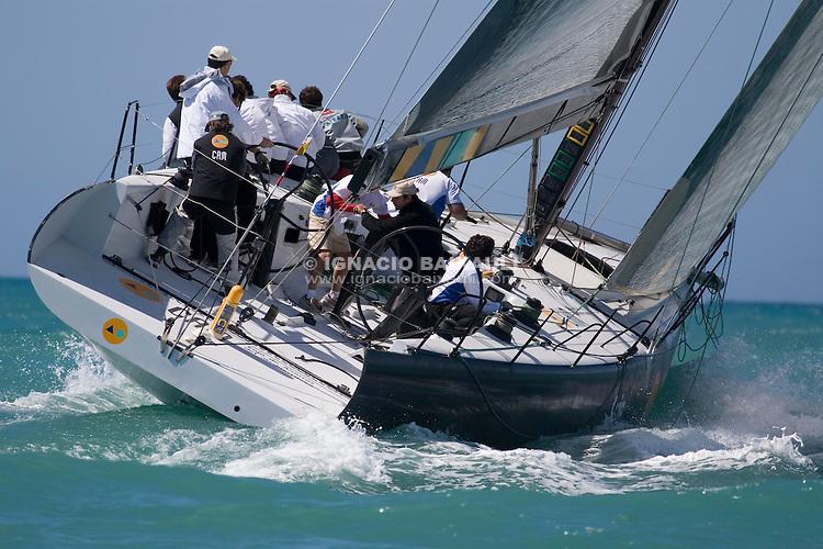 CAM - S.A.R. el Principe Felipe - V Hublot PALMAVELA - Rela Club Náutico de Palma - 18-20/4/2008 - Palma de Mallorca - Baleares - España