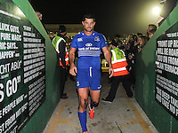 19th September 2014; <br /> Leinster's Rob Kearney walks off the pitch dejected at full time.<br /> Guinness PRO12, Connacht v Leinster . <br /> The Sportsground, Galway. <br /> Picture credit: Tommy Grealy/actionshots.ie