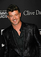 BEVERLY HILLS, CA- FEBRUARY 09: Robin Thicke at the Clive Davis Pre-Grammy Gala and Salute to Industry Icons held at The Beverly Hilton on February 9, 2019 in Beverly Hills, California.      <br /> CAP/MPI/IS<br /> &copy;IS/MPI/Capital Pictures