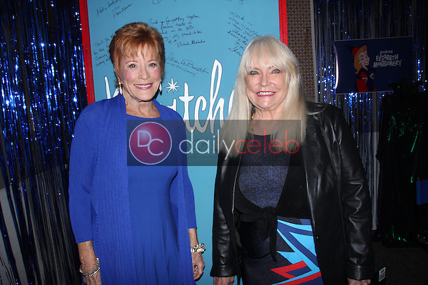 "Kit Smythe, Chris Noel<br /> ""Bewitched"" Fan Fare Day 3, Sportsmans Lodge, Studio City, CA 09-19-14<br /> David Edwards/DailyCeleb.com 818-249-4998"
