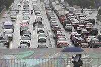 30.01.2018 - Trânsito em São Paulo