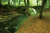 The River South Esk, Gore Glen, Midlothian
