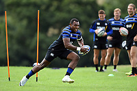 Semesa Rokoduguni of Bath Rugby in action. Bath Rugby pre-season training on August 14, 2018 at Farleigh House in Bath, England. Photo by: Patrick Khachfe / Onside Images