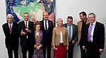 Bruessel - Belgien, 10. Mai 2012; .Parlamentarisches Fruehstueck 'Twinning Excellence' im Europaeischen Parlament mit u.a. vlnr, 1-8: .1-MdEP Ioannis A. TSOUKALAS (EVP, EL); .2-MdEPLambert van NISTELROOIJ (EVP, NL); .3-MdEPCristina GUTIÉRREZ-CORTINES (EVP, ES); .4-Prof. Dr. Peter GRUSS, Praesident der Max-Planck-Gesellschaft; .5-MdEPLena KOLARSKA-BOBI?SKA (EVP, PL); .6-MdEP Herbert REUL (CDU - EVP); .7-MdEP Norbert GLANTE (SPD - S&D); .8-MdEP Markus FERBER (CSU - EVP); Photo: © HorstWagner.eu
