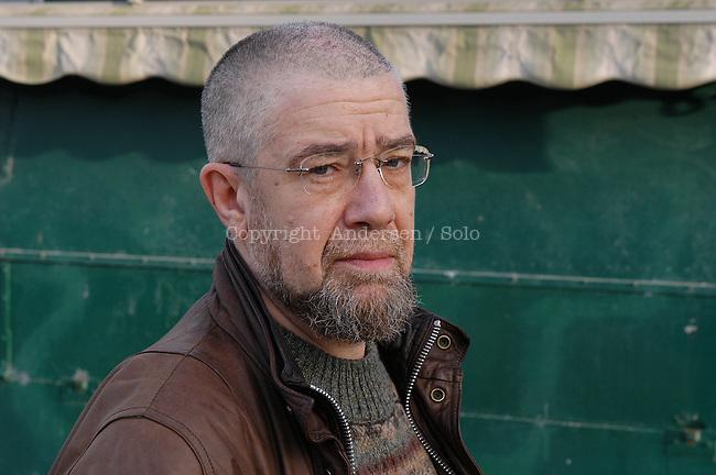 Serguei Gandlevski, Russian writer