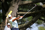 Tiger Woods (USA),<br /> June 15, 2013 - Golf :<br /> Tiger Woods of United States tees off on 5th hole during the third round of the U.S. Open Championship at the Merion Golf Club, East course in Haverford Township, Delaware Country, Pennsylvania. (Photo by Koji Aoki/AFLO SPORT) [0008]