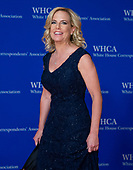 United States Secretary of Homeland Security Kirstjen Nielsen arrives for the 2018 White House Correspondents Association Annual Dinner at the Washington Hilton Hotel on Saturday, April 28, 2018.<br /> Credit: Ron Sachs / CNP<br /> <br /> (RESTRICTION: NO New York or New Jersey Newspapers or newspapers within a 75 mile radius of New York City)