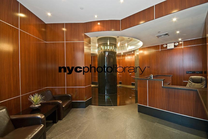 Lobby at 1050 Jackson Avenue