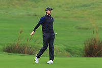 Thomas Pieters (BEL) on the 10th fairway during Round 4 of the Amundi Open de France 2019 at Le Golf National, Versailles, France 20/10/2019.<br /> Picture Thos Caffrey / Golffile.ie<br /> <br /> All photo usage must carry mandatory copyright credit (© Golffile | Thos Caffrey)