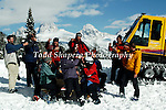 Grand Targhee, Wyoming.Kids Ski School