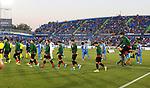 Athletic's team during La Liga match. Aug 24, 2019. (ALTERPHOTOS/Manu R.B.)