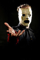2008 Slipknot Studio Session