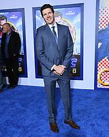 "12 February 2020 - Los Angeles, California - Jeff Fowler. ""Sonic the Hedgehog"" Los Angeles Premiere held at the Regency Village Theater. Photo Credit: Birdie Thompson/AdMedia"