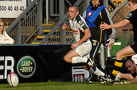 Wycombe, Great Britain, Exiles, Richie REES , during the EDF Energy, Anglo Welsh, rugby Cup match, London Wasps vs London Irish,  at Adams Park, England, 08/10/2006. [Photo, Peter Spurrier/Intersport-images]....